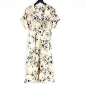 EQUIPMENT FEMME Tavine Silk Dress NWT
